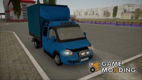 Газель 33023 Фермер for GTA San Andreas