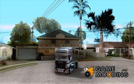 Scania R620 МЧС России for GTA San Andreas