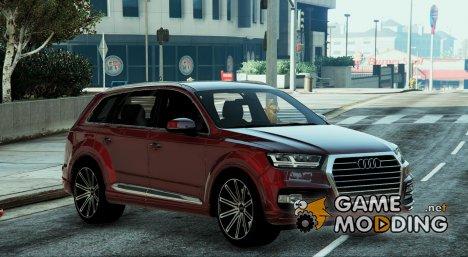 Audi Q7 2015 for GTA 5