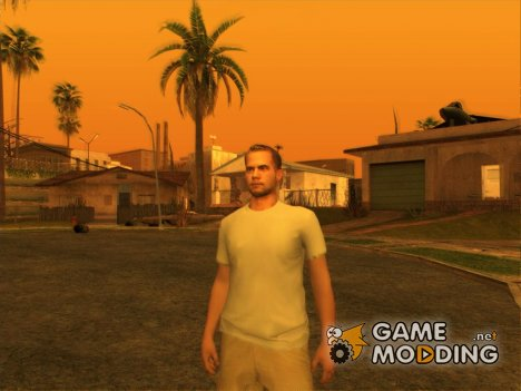 Paul Walker v1.0 for GTA San Andreas