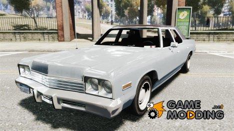 Dodge Monaco 1974 stok rims for GTA 4