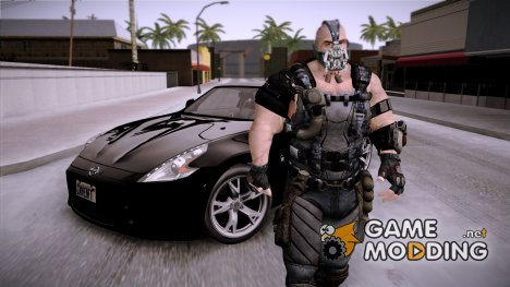 The Bane Ultimate Boss для GTA San Andreas