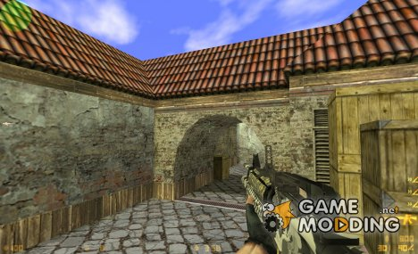 The m4a1 for Counter-Strike 1.6