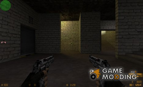 New DuAl Elite for Counter-Strike 1.6