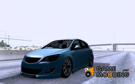 Opel Astra Senner Lower Project для GTA San Andreas