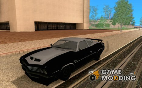 Remington for GTA San Andreas