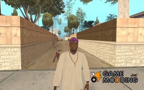 50 Cent Ballas for GTA San Andreas