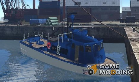 Coast Guard Patrol для GTA 4