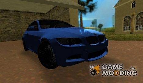 BMW M3 E92 для GTA Vice City