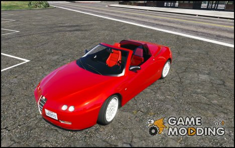 Alfa Romeo Spider 916 1.2 for GTA 5
