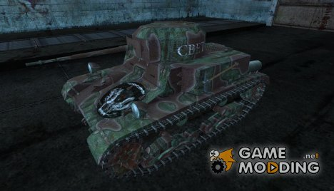 T2 lt Slavaa234 для World of Tanks