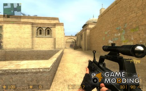 CN95 type add QLG91B for Counter-Strike Source
