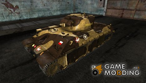 Шкурка для T14 for World of Tanks