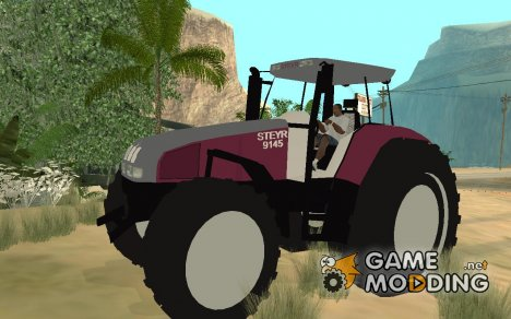 Steyr 9145 (Tractor) for GTA San Andreas