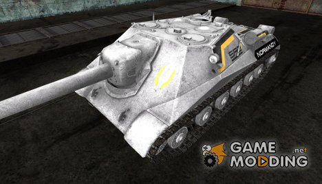 "Шкурка для Объект 704 ""Normandy"" (final version) для World of Tanks"