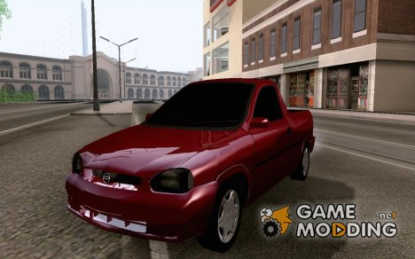 Chevrolet Corsa Pickup 1.6 для GTA San Andreas