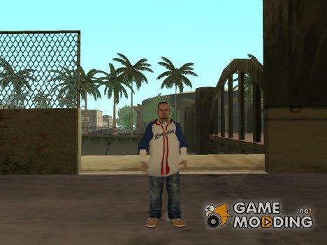 Скин из GTA 4 v19 для GTA San Andreas