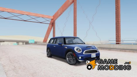 Mini Cooper Clubman 2011 for GTA San Andreas