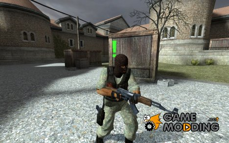 Radical Communist Opposition for Counter-Strike Source