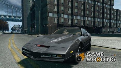 KITT Knight Rider for GTA 4