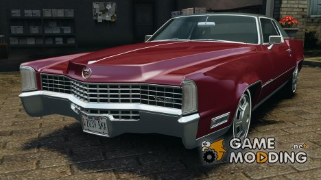 Cadillac Eldorado 1968 for GTA 4