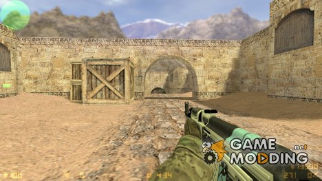 АК-47 Вулкан for Counter-Strike 1.6