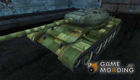 "Т-54 ""Русский гамбит"" для World of Tanks"