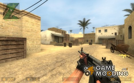 BlackHoleSon's Galil AR для Counter-Strike Source