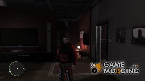 "Костюм ""Machinima"" for GTA 4"