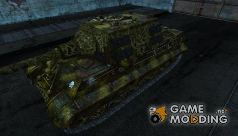 JagdTiger 5 для World of Tanks