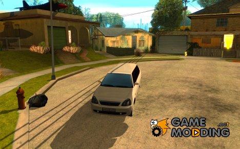ВАЗ 2170 Приора Лимузин for GTA San Andreas