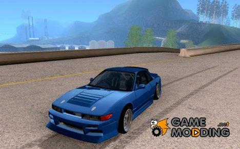 Nissan s13 v2 для GTA San Andreas