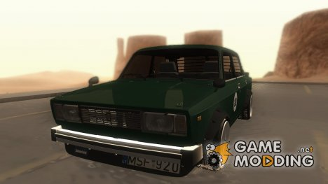 Lada 2105 JDM for GTA San Andreas