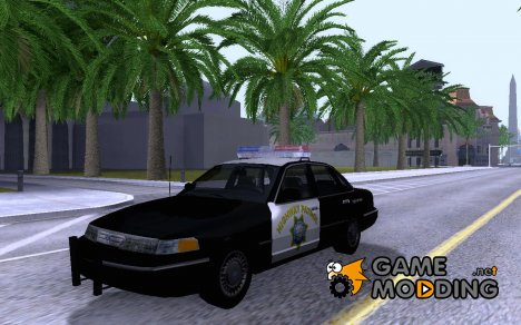 1994 Ford Crown Victoria CHP for GTA San Andreas
