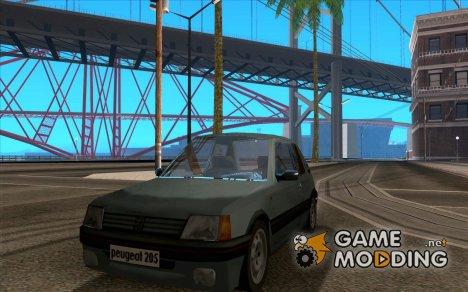 Peugeot 205 GTI for GTA San Andreas