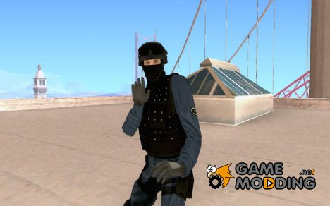 Los Angeles S.W.A.T. Skin for GTA San Andreas