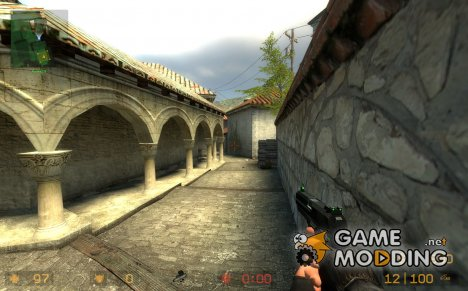 Realistic USP для Counter-Strike Source