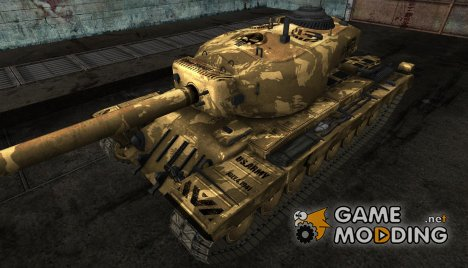 Шкурка для T34 for World of Tanks