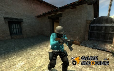 Aquabat Urban CT для Counter-Strike Source
