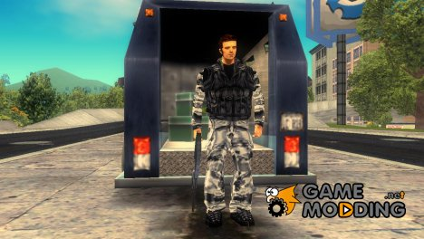 Counter Strike Terror for GTA 3