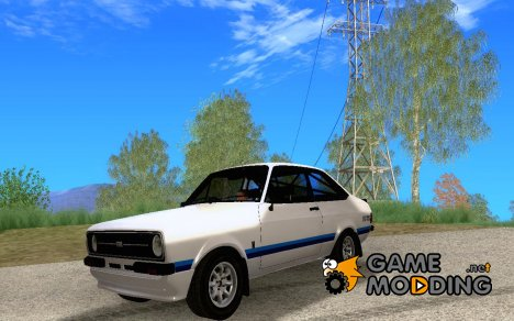 Ford Escort RS1800 for GTA San Andreas