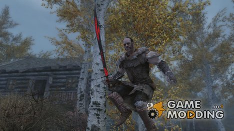 Bloodskal Blade Revisioned для TES V Skyrim