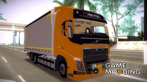 Volvo FH16 750 for GTA San Andreas