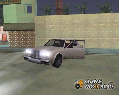Greenwood retexture для GTA San Andreas