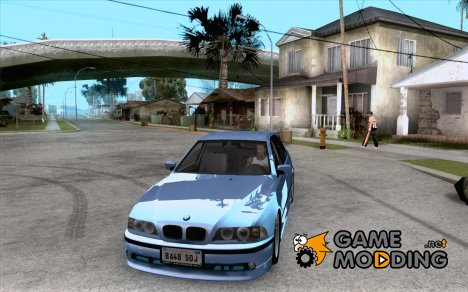 BMW E39 530d Sedan for GTA San Andreas