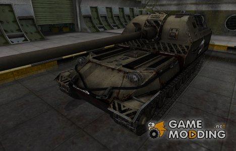 Отличный скин для Объект 261 для World of Tanks