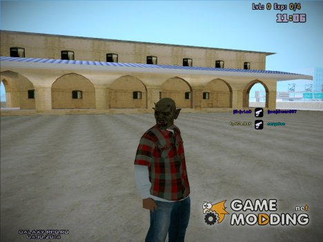 Random Player from GTA V для GTA San Andreas