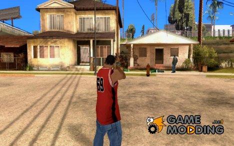 Tiros Manuais (Atirar como jogos FPS) for GTA San Andreas