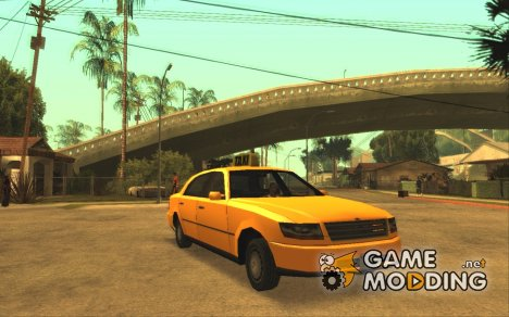 Wahington taxi for GTA San Andreas