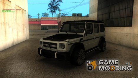 Mersedes-Benz G500 Brabus for GTA San Andreas